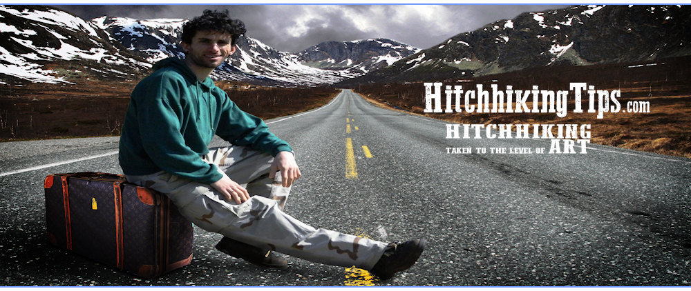 Hitchhiking Tips